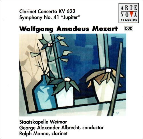 Mozart_Clarinet-Concerto